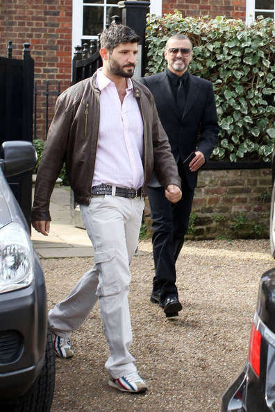George Michael Leaves Home