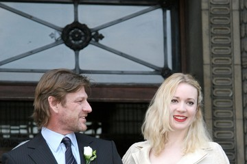Georgina Sutcliffe FILE PICTURES: Sean Bean Is Divorcing Georgina Sutcliffe