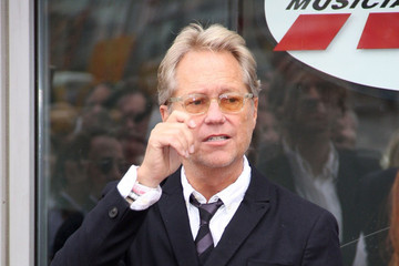 Gerry Beckley The Band 'America' Gets a Star on the Walk of Fame