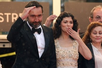 """Gilles Lellouche Catherine Arditi """"Therese Desqueyroux"""" Screening at the 65th Cannes Film Festival"""