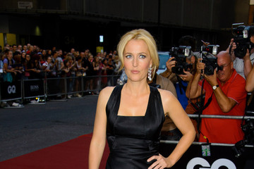 Gillian Anderson Arrivals at the GQ Men of the Year Awards
