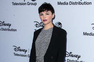 Ginnifer Goodwin Arrivals at the Disney Media Upfronts — Part 2
