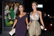 Cheryl Burke and Kym Johnson Photos Photo