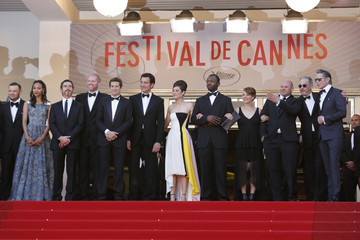 Guillaume 'Blood Ties' Premieres in Cannes