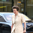 Princess Royal Anne HM Queen Elizabeth II attends The Royal Society's 350th Anniversary Convocation 2