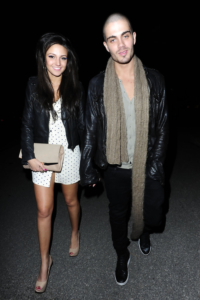 Max George And Michelle Keegan Engaged