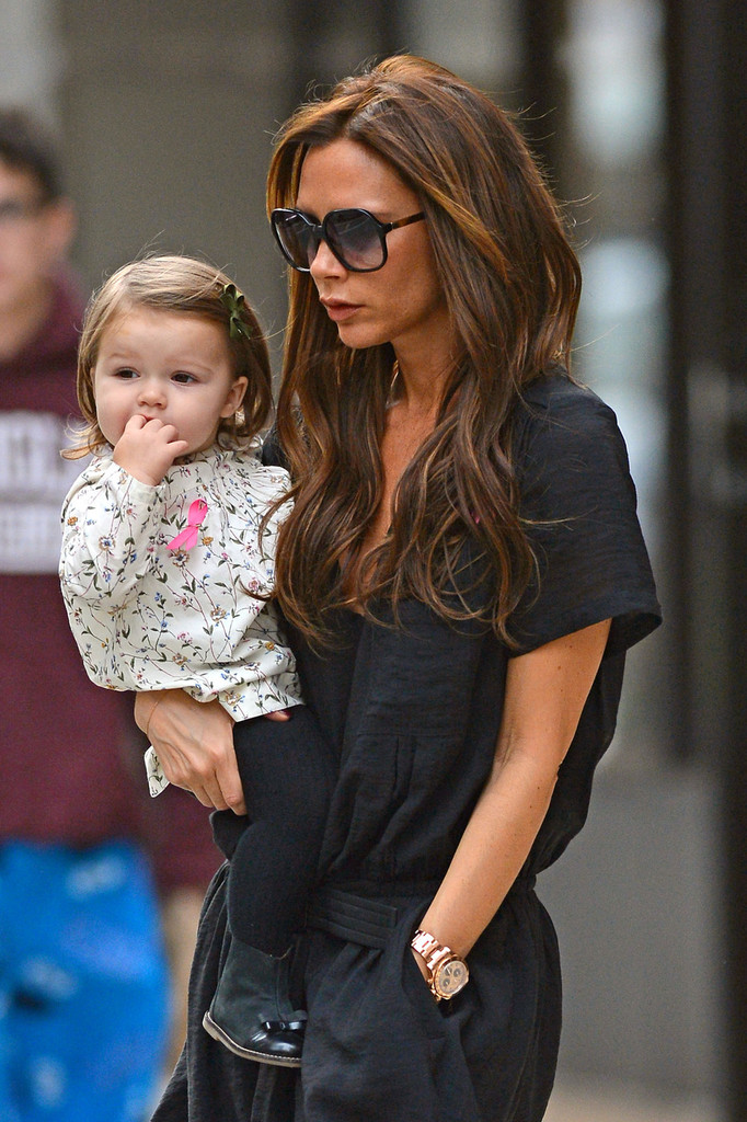 Guess Which Celebrity Kid Has Better Hair Than Suri Cruise?