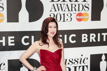 Hayley Westenra Arrivals at the Classic BRIT Awards