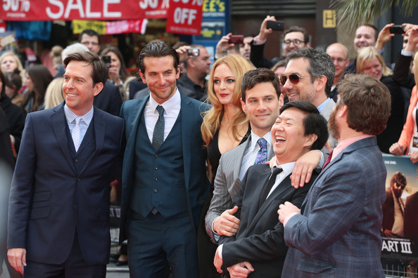 'The Hangover Part III' Premieres in London