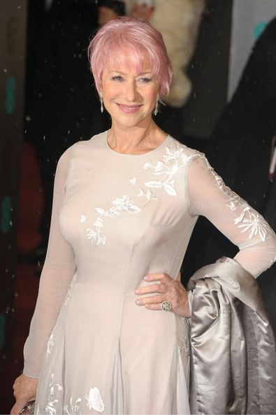 Helen Mirren - Martin Freeman arrives at British Academy Film Awards BAFTAS, held at London's Royal Opera House.