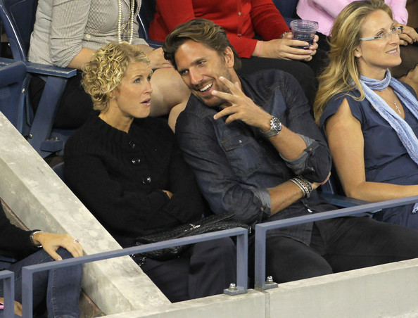 henrik lundqvist therese andersson us open photos