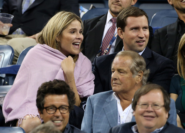 Celebs Catch a Tennis Game During the US Open