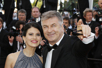 Hilaria Baldwin 'Blood Ties' Premieres in Cannes