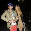 "Whitney Port and Ben Nemtin Arriving at ""Beachers Madhouse"" 2"
