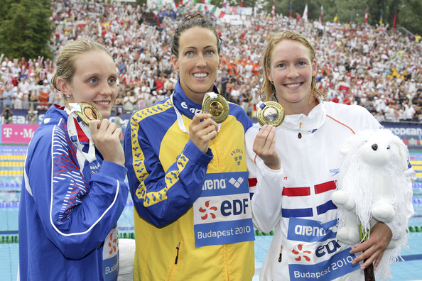 Women's Freestyle Final at the 2010 European Swimming Championships