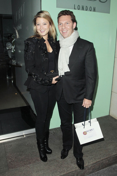 Holly Valance And Nick Candy Leave U