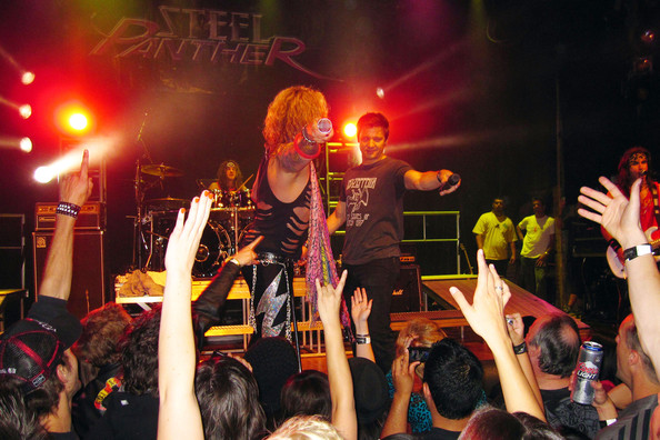 steel panther shirt. with Steel Panther
