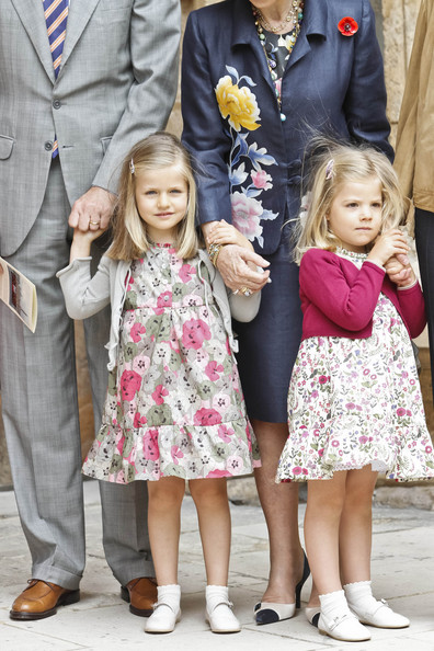 princess sofia spain. and Infanta Sofia of Spain