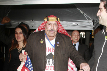 Iron Sheik The Iron Sheik Out Late in Beverly Hills