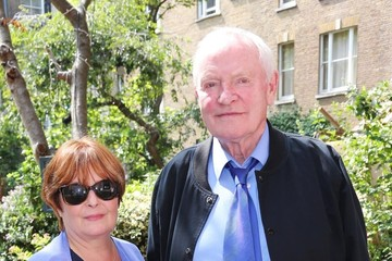 Isla Blair Memorial Service Held for Frank Thornton