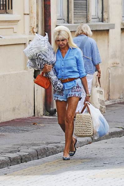 Ivana Trump Photos Photos Ivana Trump In St Tropez Zimbio