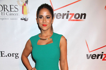 Jackie Guerrido Celebs at the Padres Contra El Cancer Gala