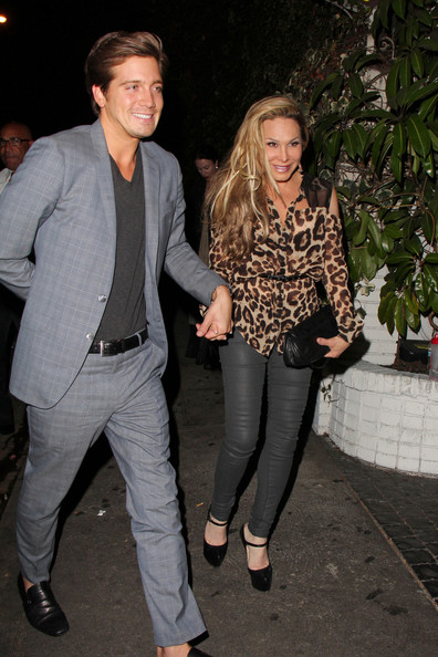 Jacob Busch Pictures - Adrienne Maloof and a Friend Arrive ...