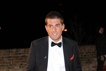 James 'Arg' Argent Celebs at the 'TOWIE Live Show' in Essex