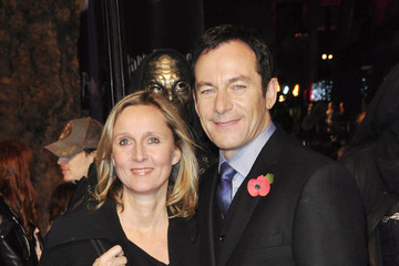 Jason Isaacs Emma Hewitt Pictures, Photos  Images