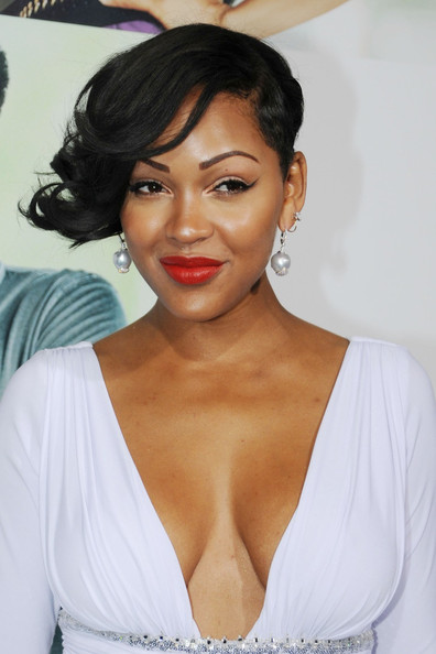 Meagan Good Movies Stars at the Premiere of