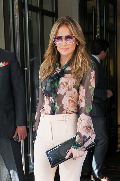 Jennifer Lopez Photos Jennifer Lopez Leaves Her Nyc Hotel 10542