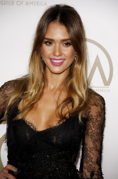 Jessica Alba - Stars at the PGA Awards