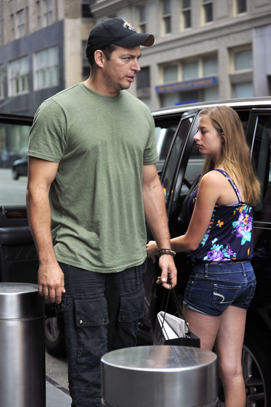 Harry Connick, Jr. and Family in NYC