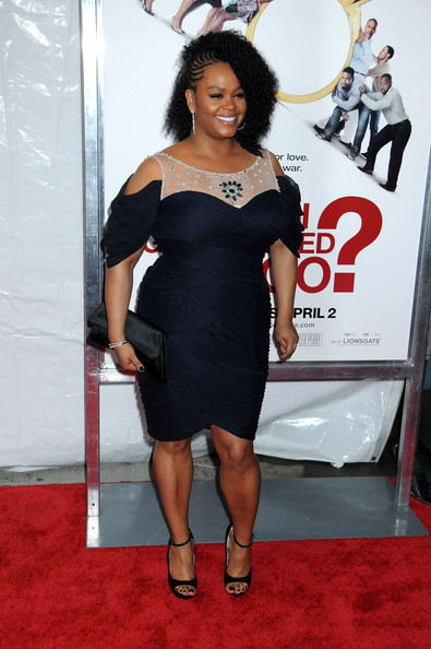 """Jill Scott Photos Photos - The Premiere of """"Why Did I Get ..."""