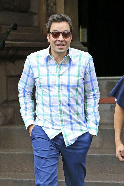 Jimmy Fallon Leaves His Nyc Apartment