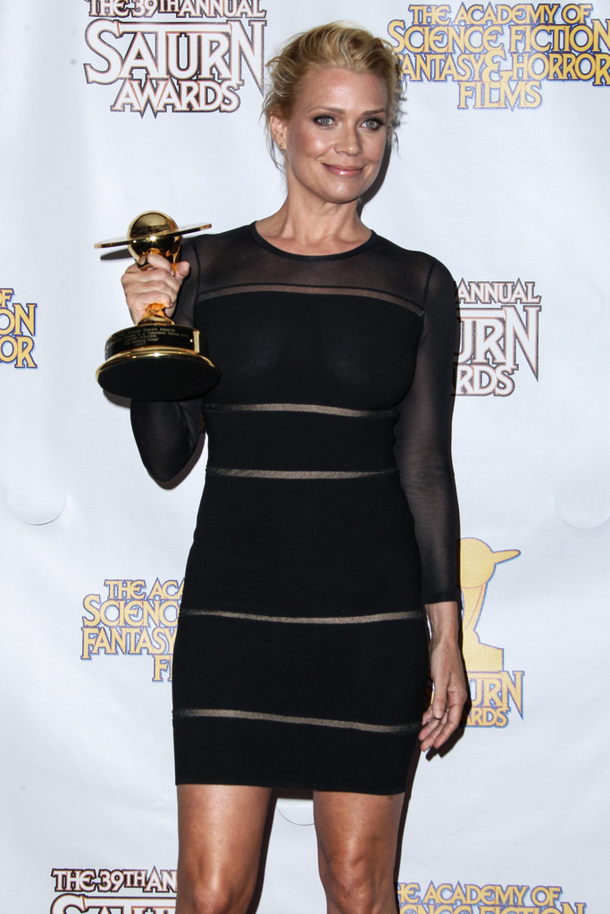 Laurie Holden Photos Photos Arrivals At The Saturn