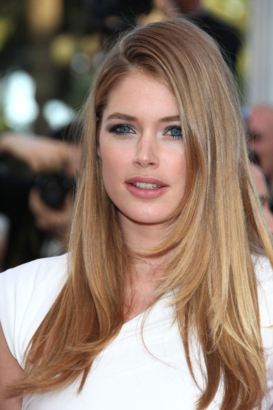 doutzen kroes tattoo. Doutzen Kroes arrives for the