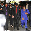 Jackson Family Joe, Katherine, and Jermaine Jackson at the Los Angeles Superior Court