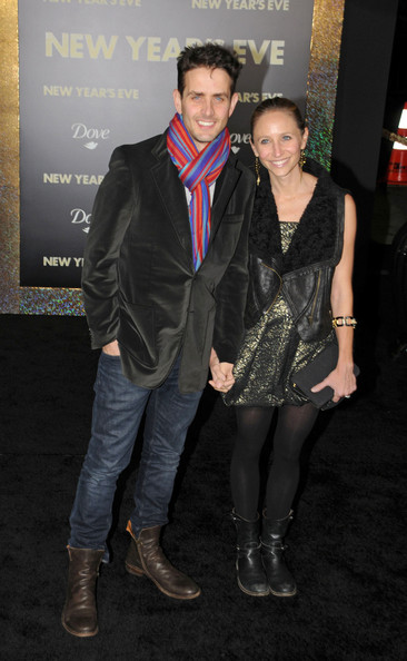 Joey McIntyre at the 'New Year's Eve' Premiere