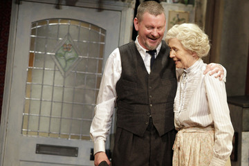John Gordon Sinclair 'The Ladykillers' Stage Performance in London