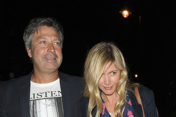 John Torode Celebs Out Late in London