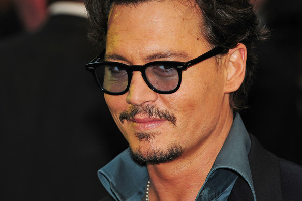 Johnny Depp Johnny Depp at the 'Pirates of the Caribbean: On Stranger Tides'