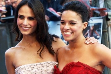 Jordana Brewster Michelle Rodriguez 'Fast & Furious 6' Premieres in London 2