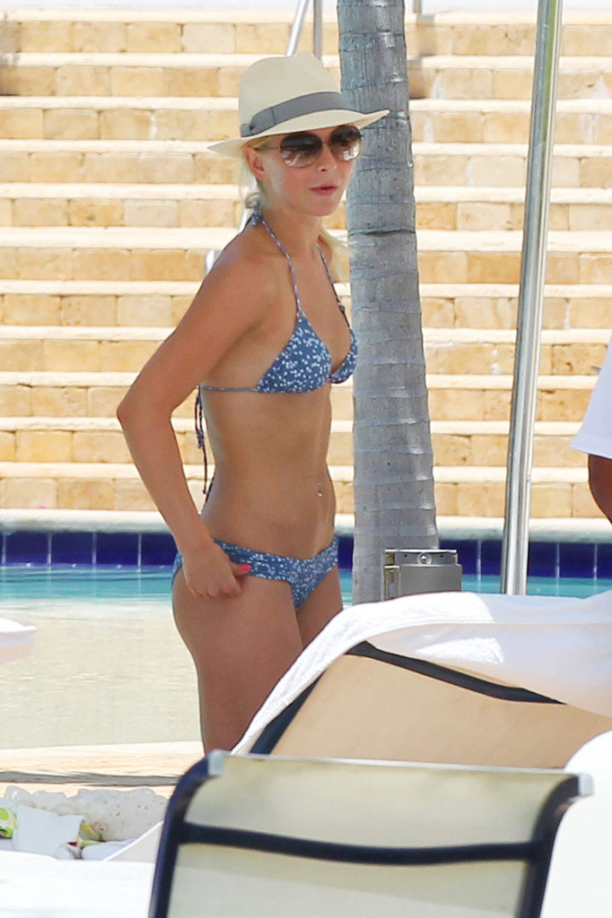 The purpose Julianne hough miami bikini