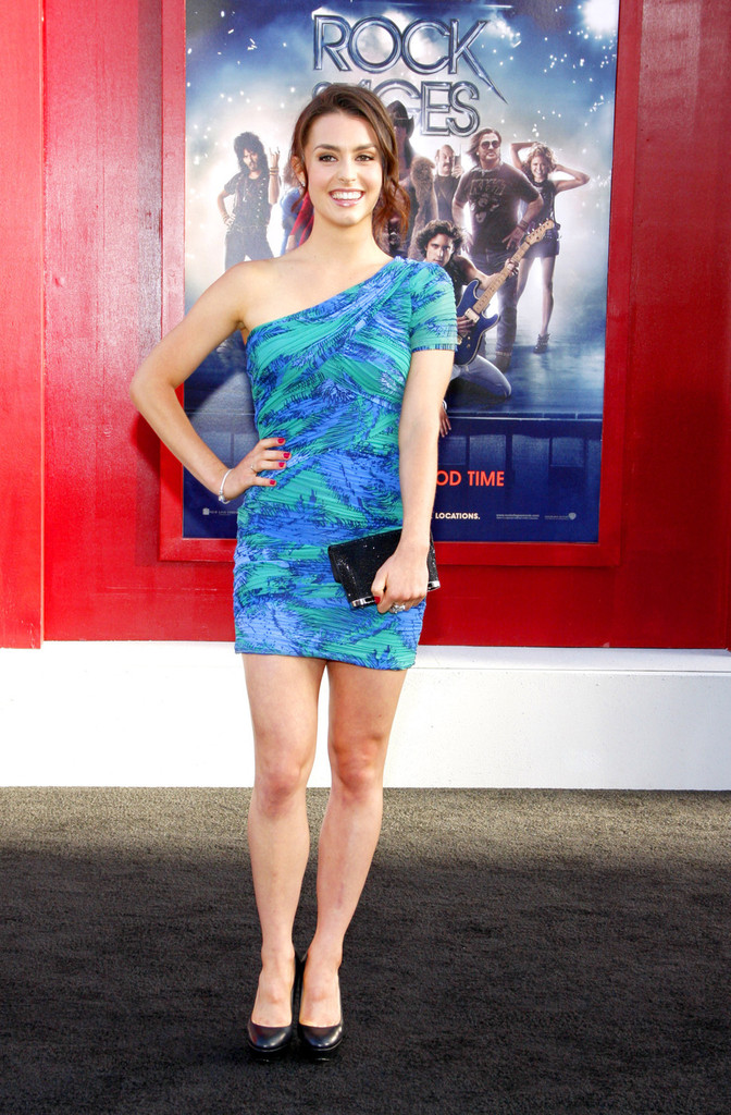 kathryn mccormick photos photos celebs at the rock of