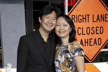 Ken Jeong Premiere of 'Due Date'