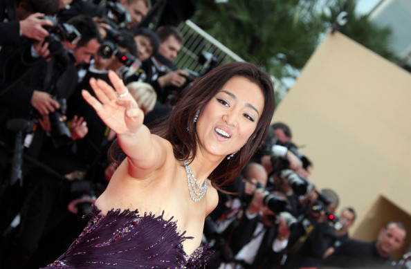 Gong+Li in Premiere Screening of