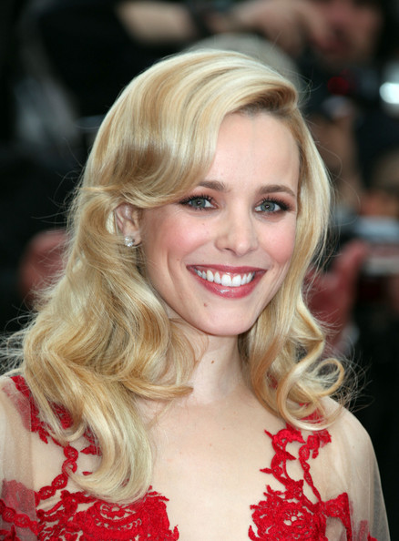 "Rachel McAdams at the premiere screening of ""Midnight in Paris"" on the opening night of the  64th Annual Cannes Film Festival."
