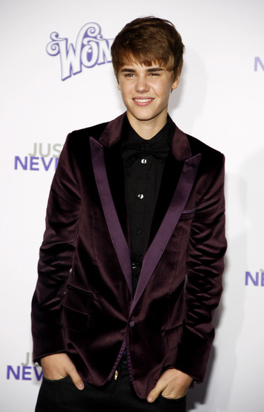 selena gomez and justin bieber never say never premiere. Justin Bieber Justin Bieber at