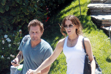 Kate Beckinsale Len Wiseman Actress Kate Beckinsale gets a surprise birthday trip to the zoo from husband Len Wiseman